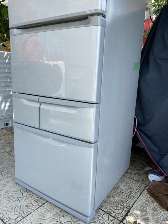 tủ lạnh nội địa Nhật Toshiba GR-43ZY(NU)6