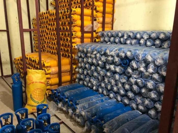Cho thuê bình khí Ni tơ, Argon, Oxy, Co21