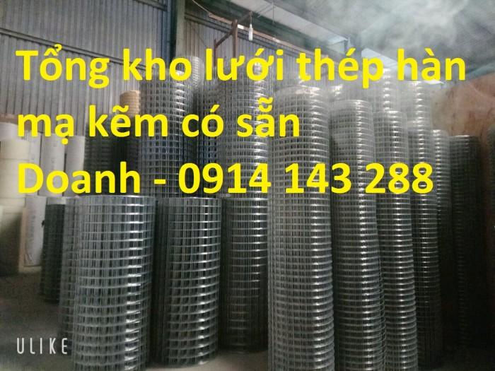 Lưới thép hàn mạ kẽm D2, D2.5, D3, D4,.... giá sản xuất chất lượng cao3