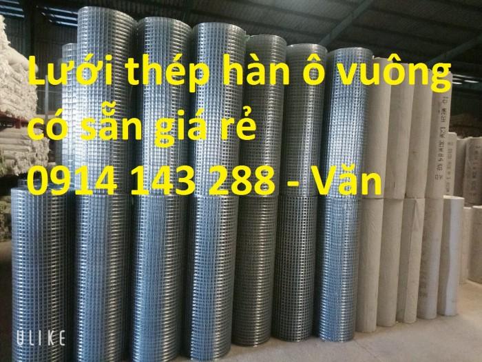 Lưới thép hàn mạ kẽm D2, D2.5, D3, D4,.... giá sản xuất chất lượng cao4