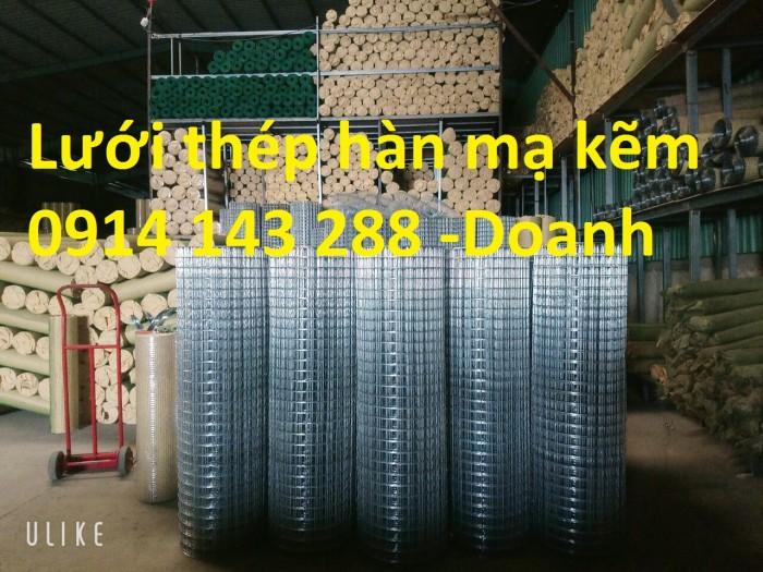 Lưới thép hàn mạ kẽm D2, D2.5, D3, D4,.... giá sản xuất chất lượng cao5