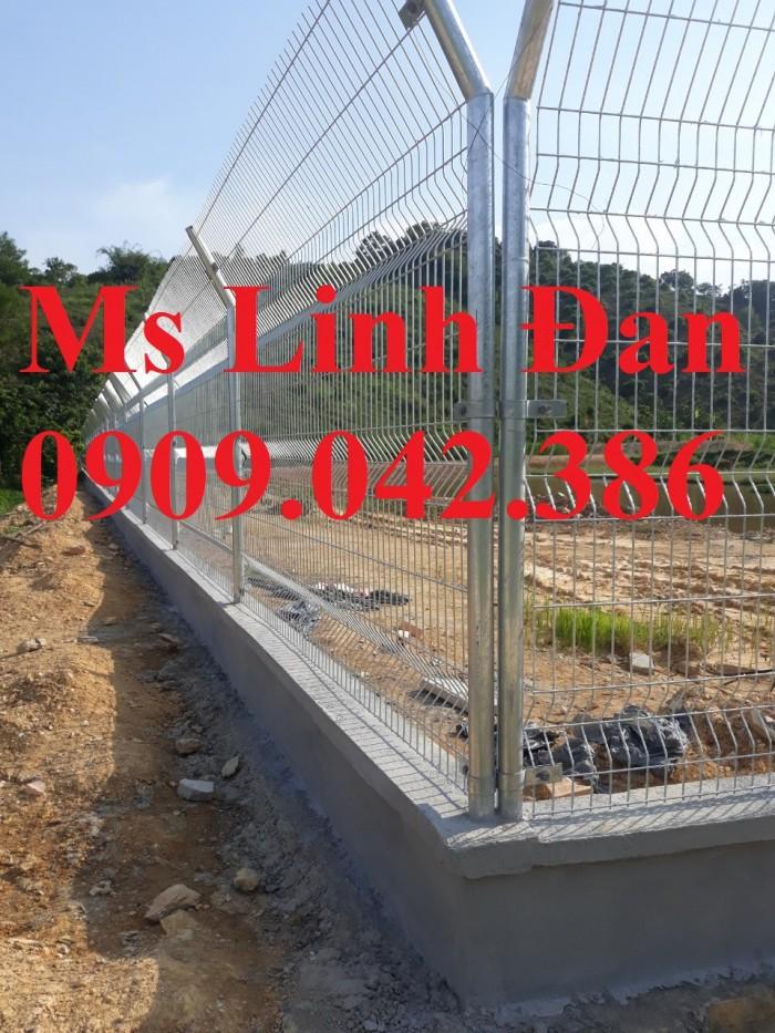 Lưới thép hàng rào mạ kẽm, lưới thép hàn mạ kẽm,1