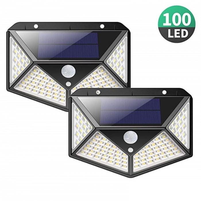 Đèn Năng Lượng Mặt Trời Ever 100 Led - MSN181517