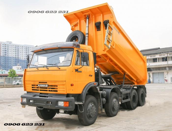 Giá bán xe Kamaz T08/2020 | Mua bán xe Kamaz,Nơi bán Xe ben Kamaz 6540 (8x4)