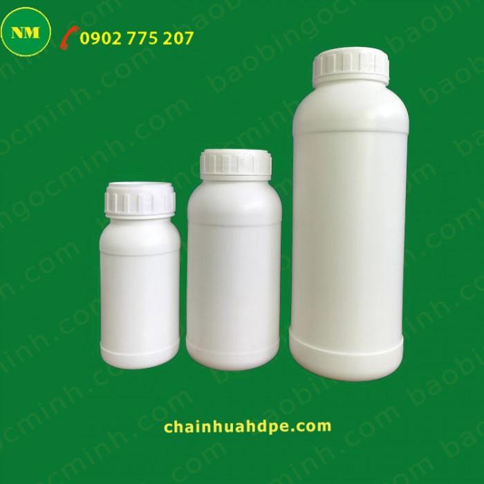 Hủ nhựa 500gr 2 ngấn đựng bột, Hủ nhựa 1kg, Muỗng nhựa.22