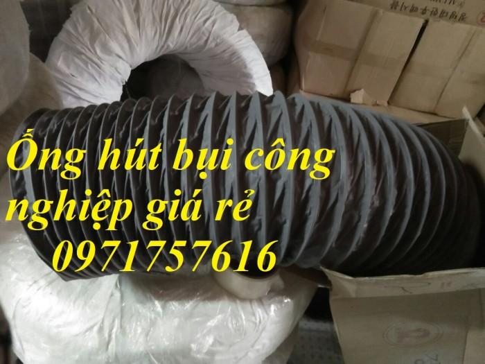 Đại lý bán sỉ bán lẻ ống gió mềm vải có lõi thép ,ống gió simili0
