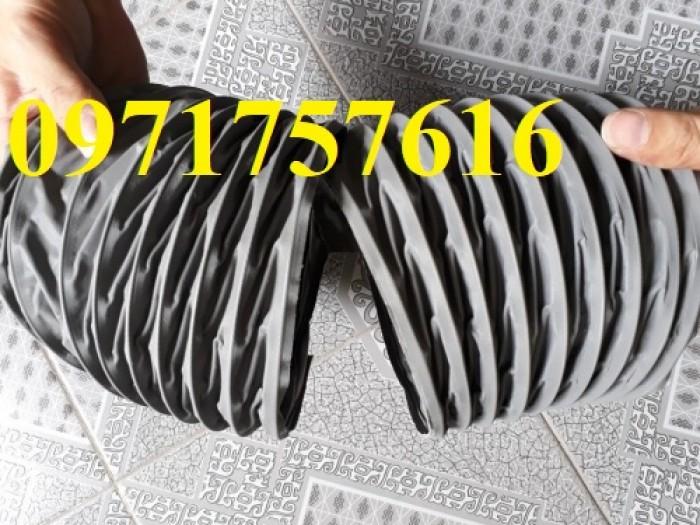 Đại lý bán sỉ bán lẻ ống gió mềm vải có lõi thép ,ống gió simili5