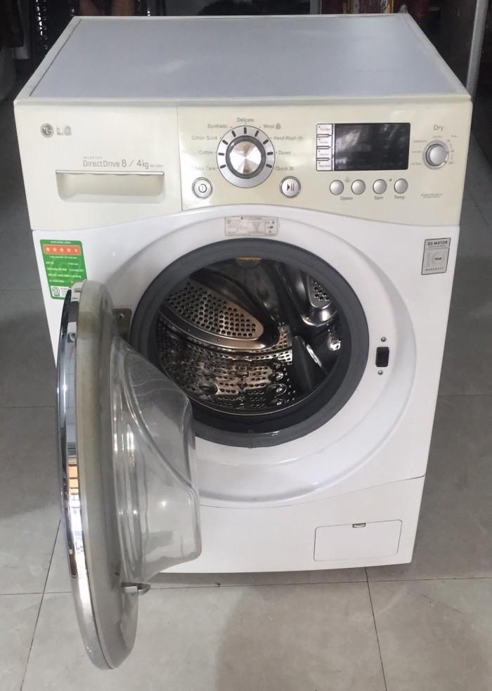 Máy giặt sấy LG WD19900 8.0kg giặt+4kg sấy1