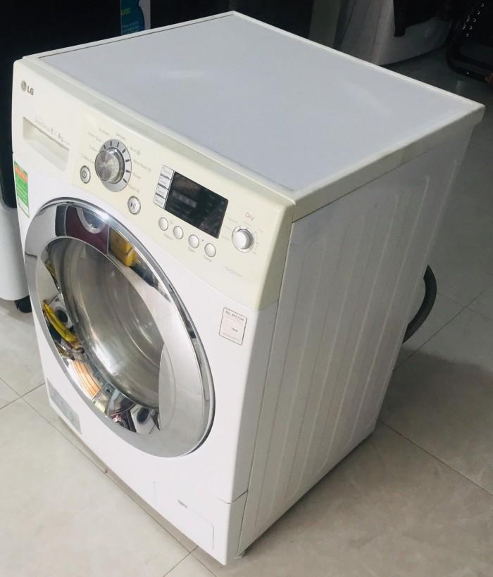 Máy giặt sấy LG WD19900 8.0kg giặt+4kg sấy2