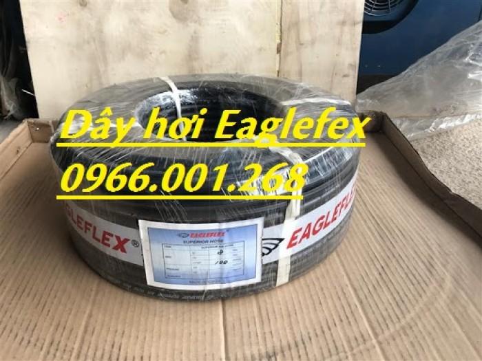 Dây hơi Eagleflex hàng nhập khẩu Hàn Quốc phi 19,phi 25,phi 32 giá tppts0