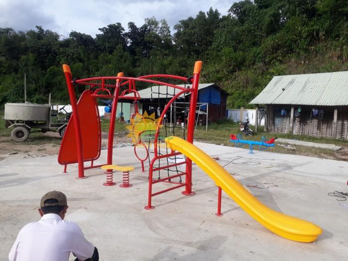 Chuyên cung cấp thang leo vận động thể chất dành cho trẻ em mầm non2