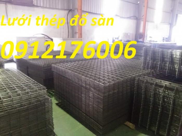 Lưới thép hàn D8 a 200*200 .đổ sàn bê tô18
