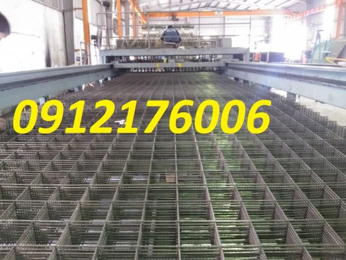Lưới thép hàn D8 a 200*200 .đổ sàn bê tô19