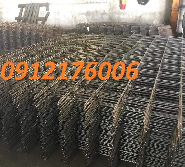 Lưới thép hàn D8 a 200*200 .đổ sàn bê tô20
