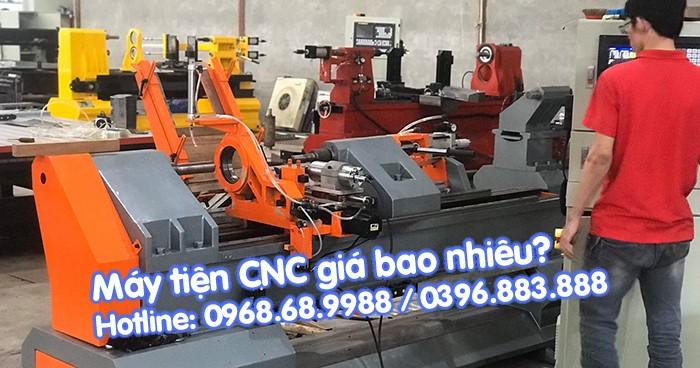 Máy tiện gỗ CNC | Máy tiện gỗ cấp phôi tự động, có chà nhám, tiện xoắn1