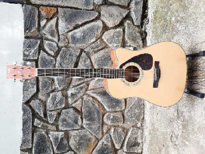 Đàn guitar giá rẻ Biên Hòa Yamaha fx370c0