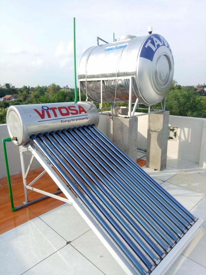 Máy nước nóng năng lượng mặt trời1