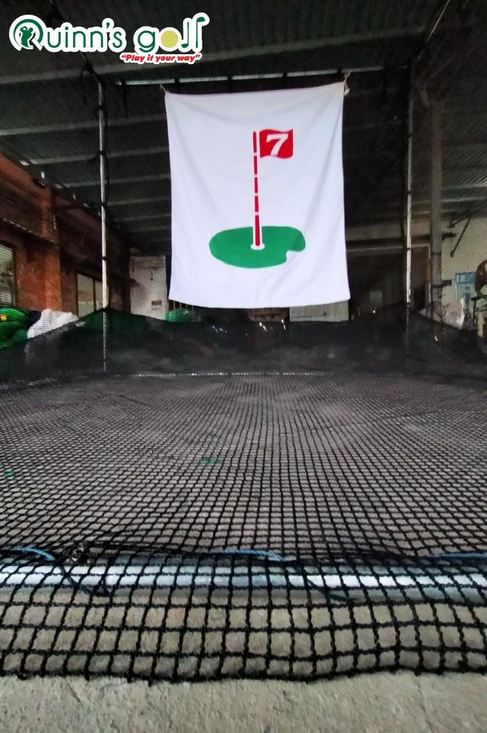 Khung Tập Golf Màu Đen2