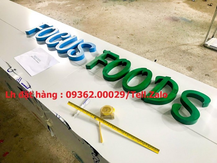 Xưởng sản xuất các loại biển quảng cáo, thi công lắp đặt giá rẻ tại hà Nội6