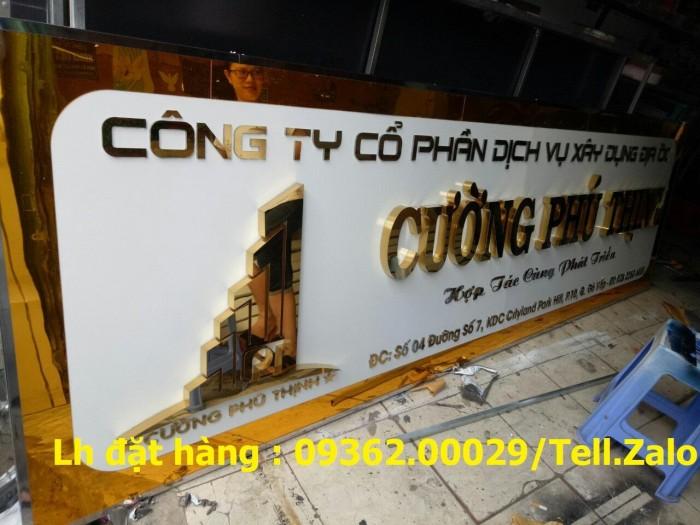 Xưởng sản xuất các loại biển quảng cáo, thi công lắp đặt giá rẻ tại hà Nội7