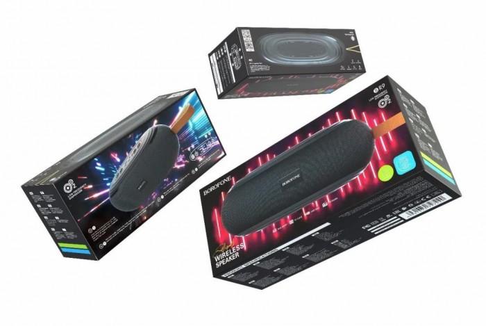 Loa Bluetooth Borofone BR9  Nghe Nhạc,gọi điện,FM,hỗ trợ thẻ nhớ,1