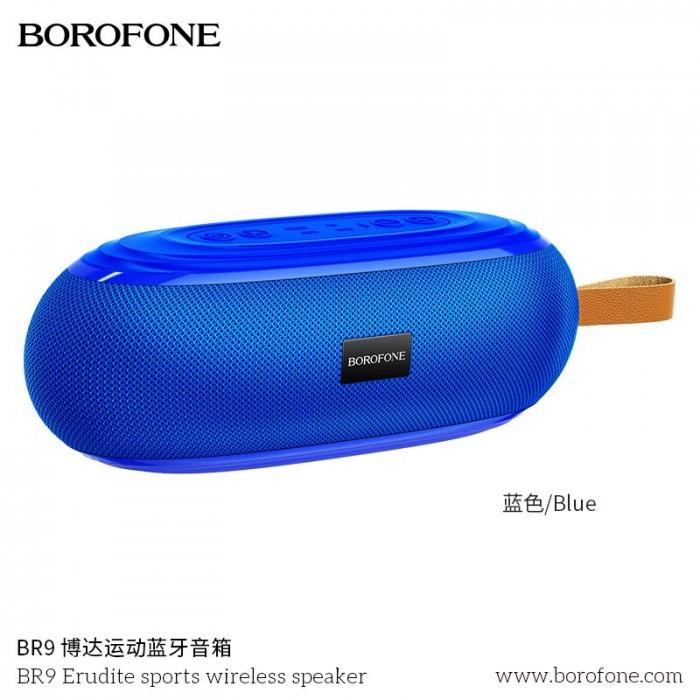 Loa Bluetooth Borofone BR9  Nghe Nhạc,gọi điện,FM,hỗ trợ thẻ nhớ,3
