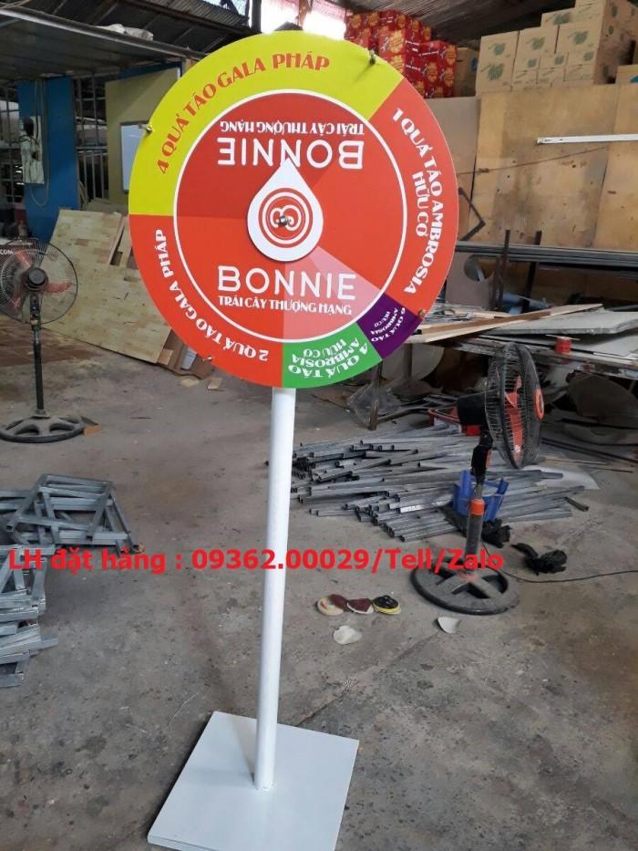 Có sẵn sản phẩm vòng quay may mắn trúng thưởng dùng trong các sự kiện11
