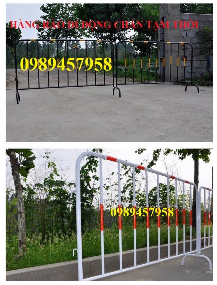 Hàng rào lan can giao thông, hàng rào cách ly bệnh viện, hàng rào siêu thị2