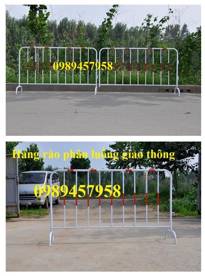 Hàng rào lan can giao thông, hàng rào cách ly bệnh viện, hàng rào siêu thị0