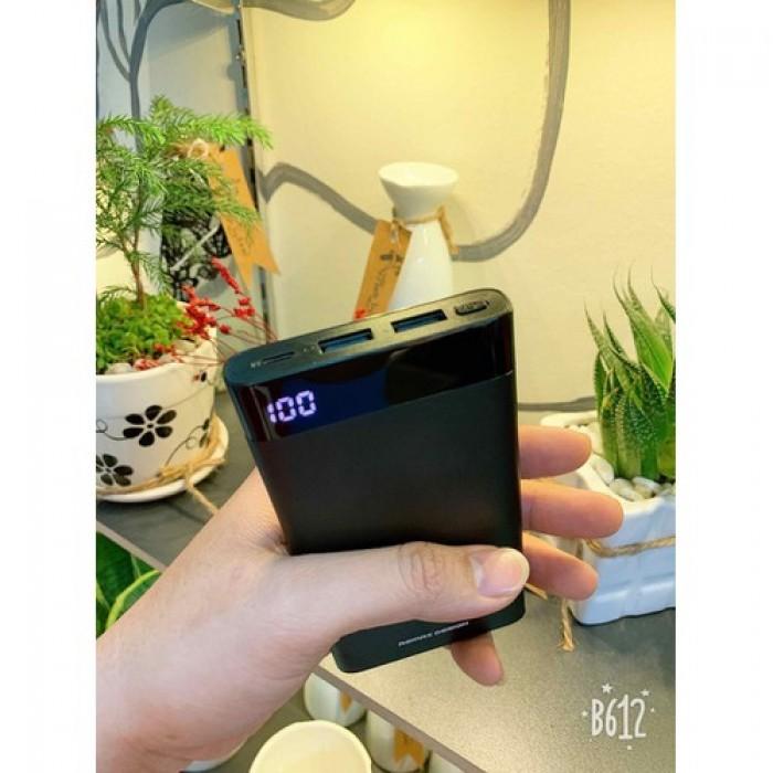 Pin Sạc Dự Phòng Remax RPP120 10.000mAh, Màn Hình LCD- MSN181531
