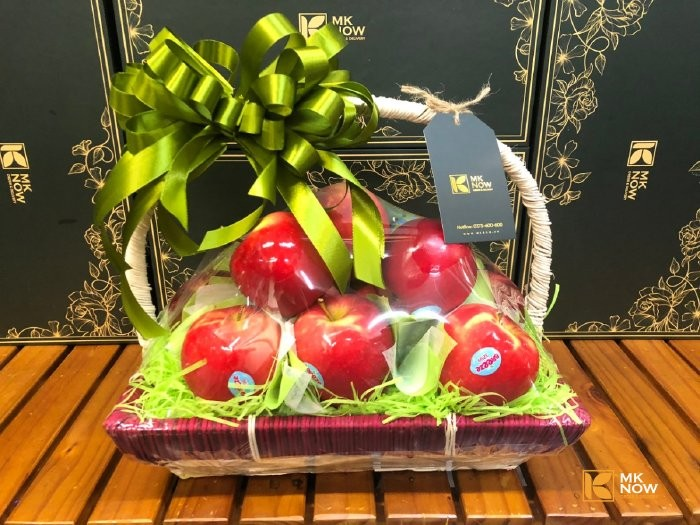 Đặt mua giỏ hoa quả đi lễ Chùa - FSNK164 - Giao tận nơi - Gọi: 0373 600 600 (24/24)0