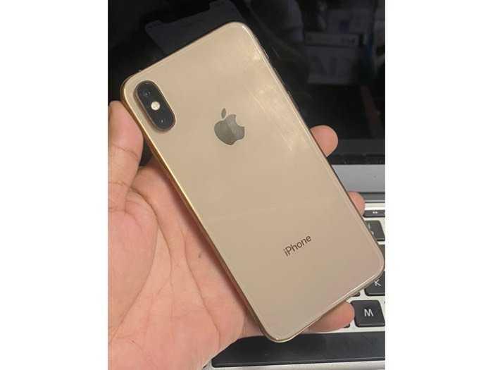 thanh lý Iphone xs 64gb zin ( ko face id )1