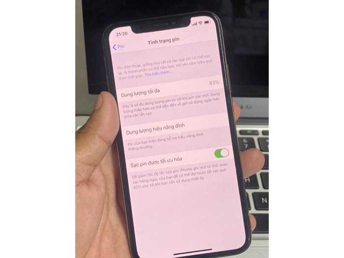 thanh lý Iphone xs 64gb zin ( ko face id )2