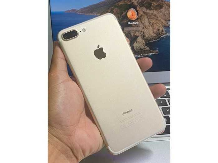 Iphone 7p 32gb zin full vn0