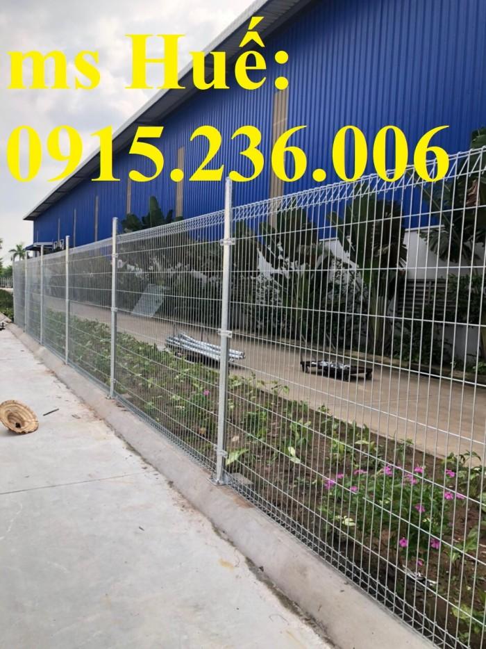 Chuyên cung cấp hàng rào mạ kẽm nhúng nóng, hàng rào sơn tĩnh điện