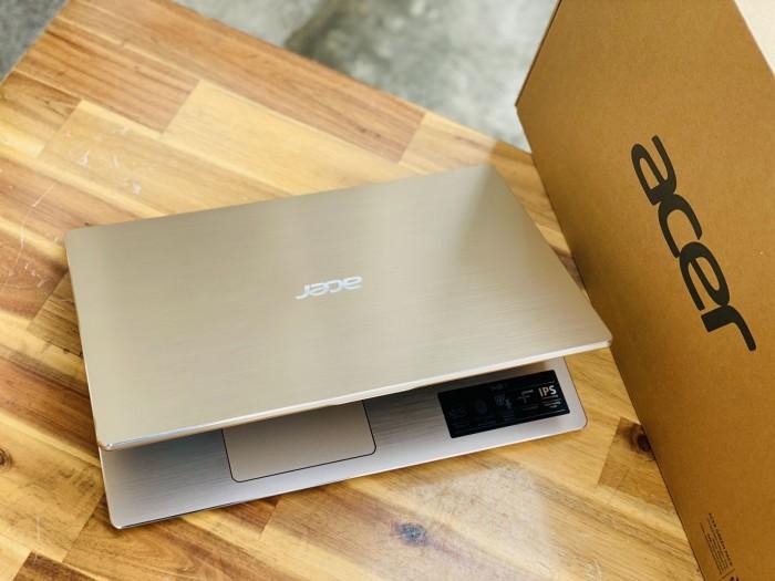 Laptop Acer Swift 3 SF315-52/ i3 8130U/ 4G/ SSD240-1000G/ Full HD IPS/ Finger0
