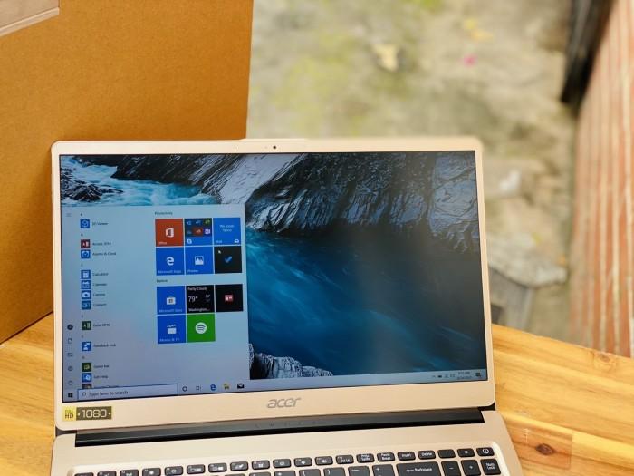 Laptop Acer Swift 3 SF315-52/ i3 8130U/ 4G/ SSD240-1000G/ Full HD IPS/ Finger1