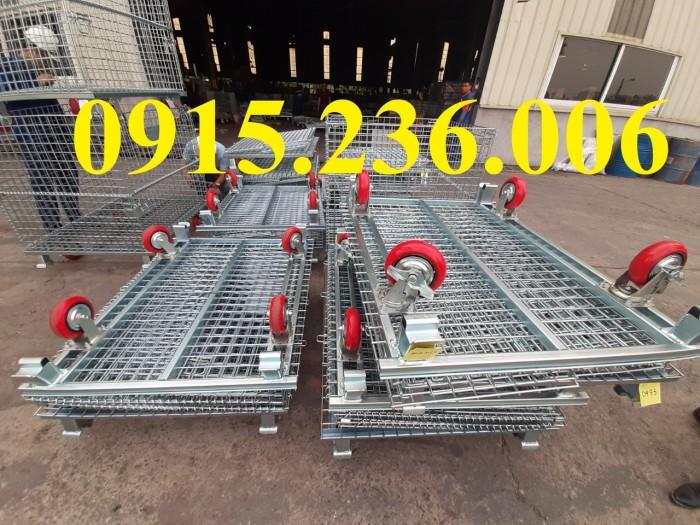 Chuyên cung cấp lồng sắt, lồng thép, lồng trữ hàng hoá