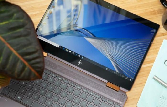 Laptop HP Spectre X360 13-ap0013dx/ i7 8565U/ 8G/ SSD256/ Full HD/ TOUCH/ Xoa4