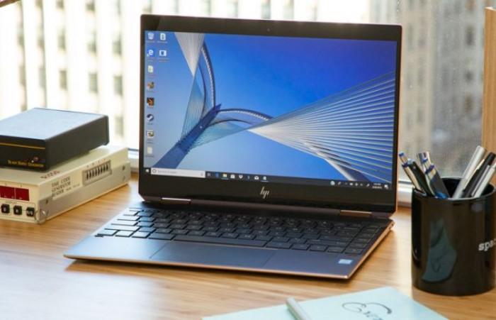 Laptop HP Spectre X360 13-ap0013dx/ i7 8565U/ 8G/ SSD256/ Full HD/ TOUCH/ Xoa3