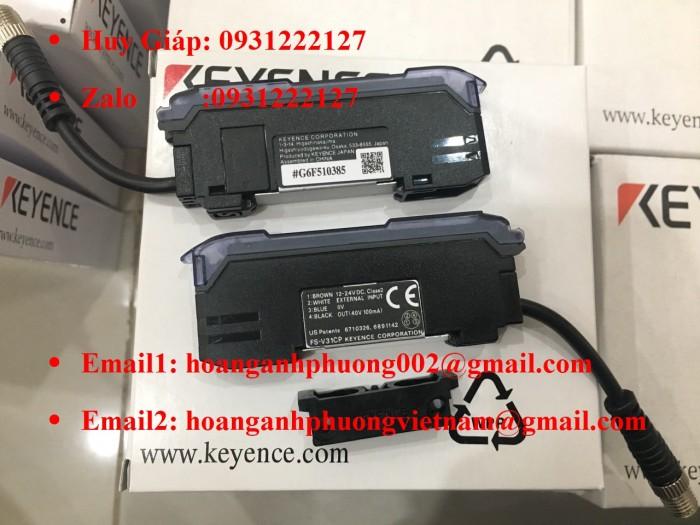 Fs-V31P Cảm Biến Sợi Quang Keyence2