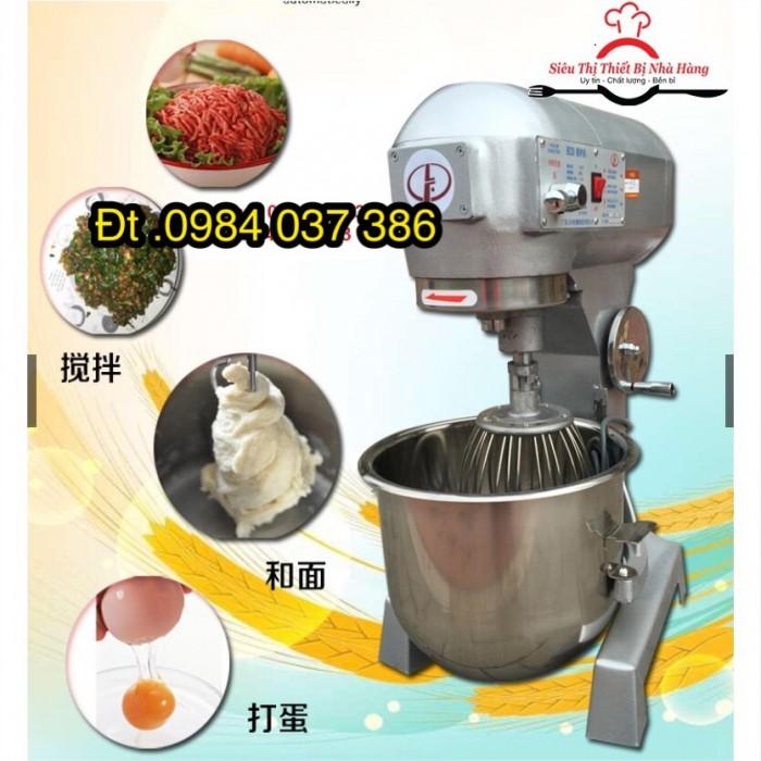 Máy trộn bột làm bánh 10L 1-3kg/lần0