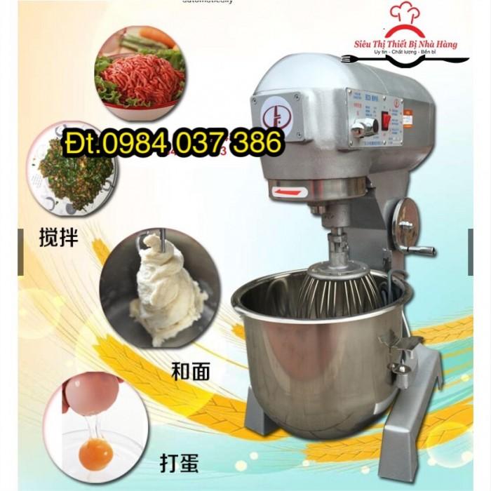 Máy trộn bột làm bánh 10L 1-3kg/lần1