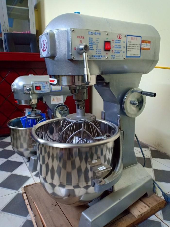 Máy trộn bột làm bánh 10L 1-3kg/lần2