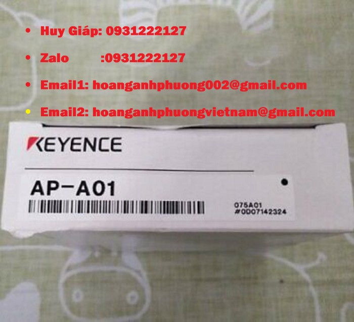 Ap-A01 Cảm Biến Áp Suất Keyence0