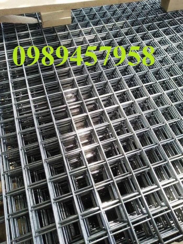 Lưới hàn chập A6, A7, A8, A10 ô 100x100, 150x150, 200x2007