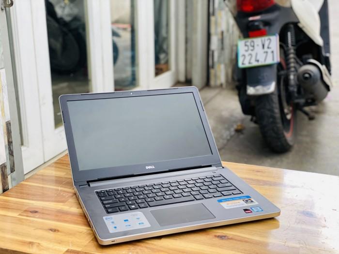 Laptop Dell Inspiron 5459/ i7 6500U/ 8G/ SSD128+500G/ Vga 4G/ Chuyên Game Đồ2