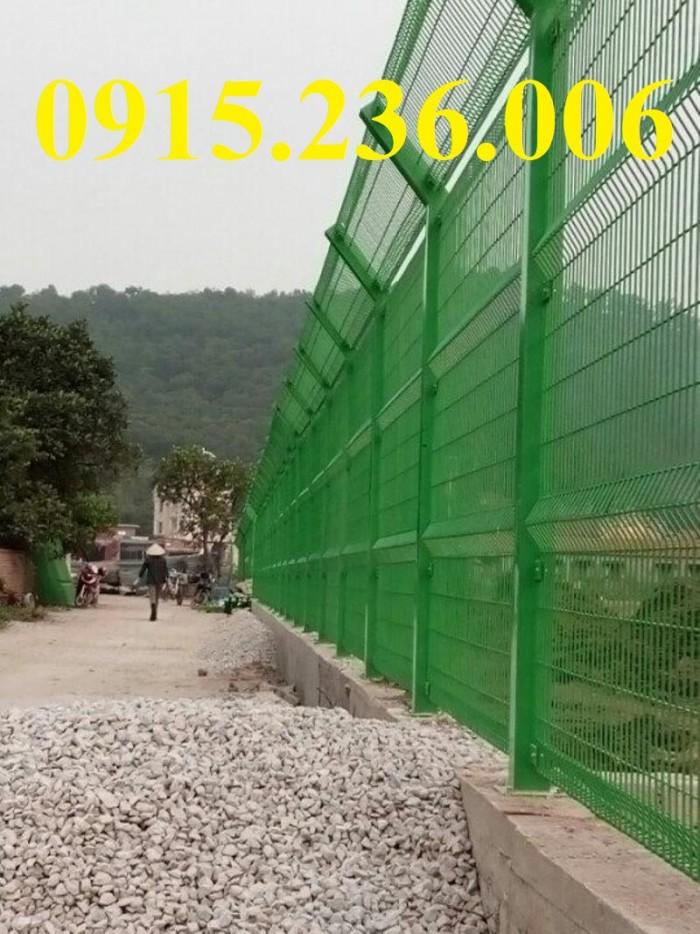 Lưới thép hàng rào khu công nghiệp D3, D4, D5, D6 giá tốt