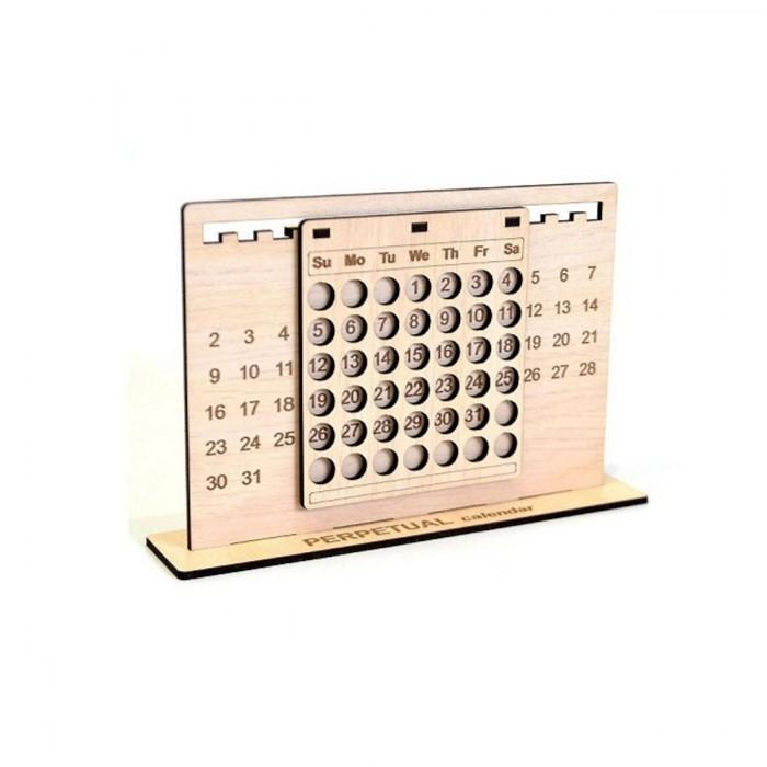 Combo Lịch vạn niên - Lịch gỗ trang trí3