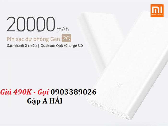 Pin dự phòng Xiaomi 20.000mAh Tính năng an toàn vì pin có mạch bảo vệ khi có sự cố ngắn mạch, quá dòng, quá áp cho đầu ra, đầu vào, kiểm tra và tự ngắt khi có sự cố tăng nhiệt độ đột ngột